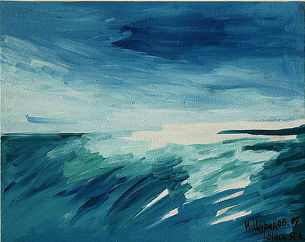 Black sea by Tsurikov Iliya