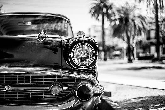 Black Sedan Untitled by Kyle Field