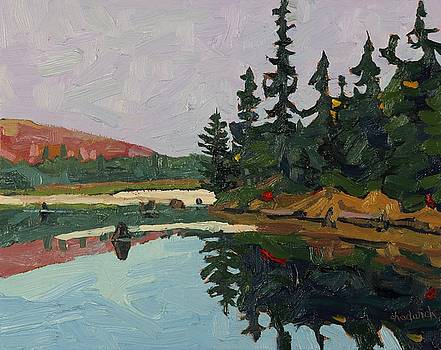 Phil Chadwick - Black Spruce Point