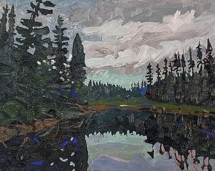 Phil Chadwick - Black Spruce Sentinels