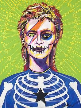 Black Star Bowie Bonez by Mardi Claw