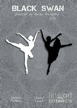 Justyna Jaszke JBJart - BLACK SWAN by Darren Aronofsky