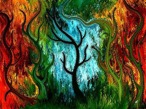 Black tree by Rafi Talby