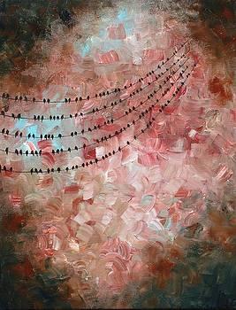 Blackbird Spring by Lisa Stevens