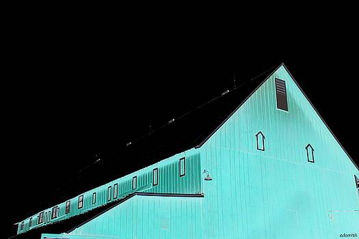 Blackburn Barn by Ed Smith