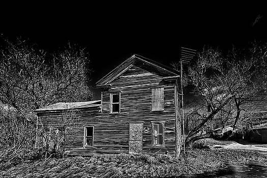 Blackened Winter by CJ Schmit