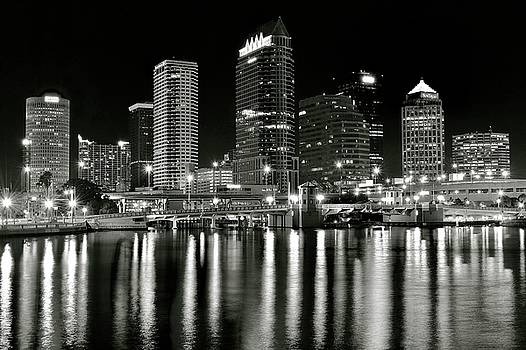 Frozen in Time Fine Art Photography - Blackest Night in Tampa