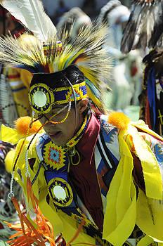 Blackfoot Pow Wow by Keith Lovejoy