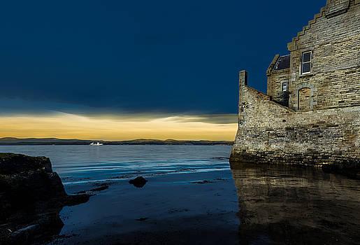 Blackness Castle by Tylie Duff