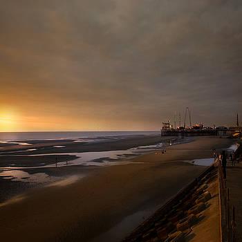 Angel  Tarantella - Blackpool Beach