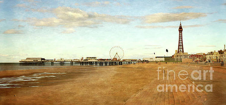 Blackpool by Linsey Williams
