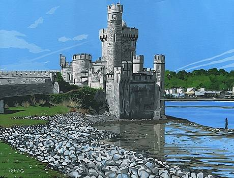 Blackrock castle by Rick McGroarty