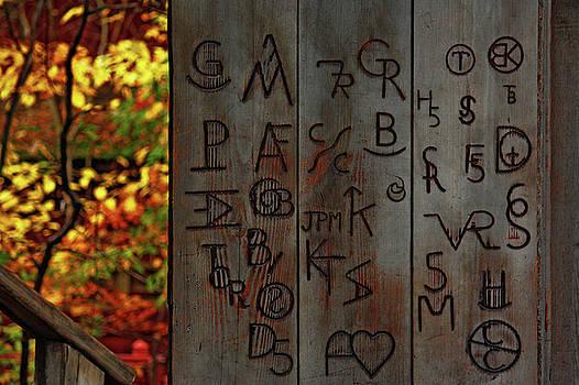 Blacksmith Board by Rowana Ray