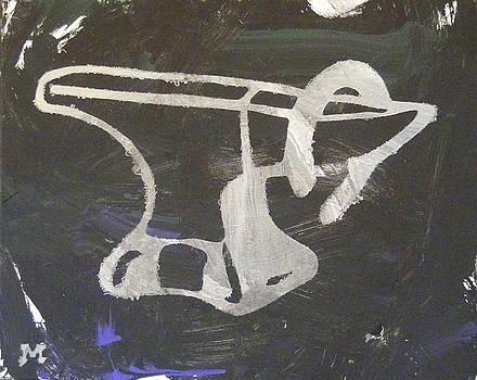 Blacksmith's Buddy by Candace Shrope