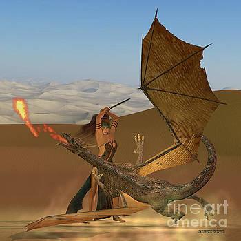Corey Ford - Blackthorn Warrior Kills Dragon