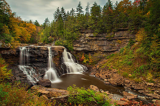 Blackwater Falls by Jackie Novak