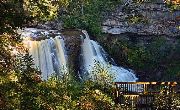 Blackwater Falls by Jamie Pattison