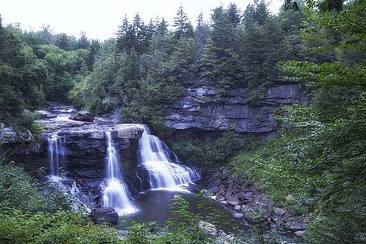 Blackwater Falls, WV by Christina Durity