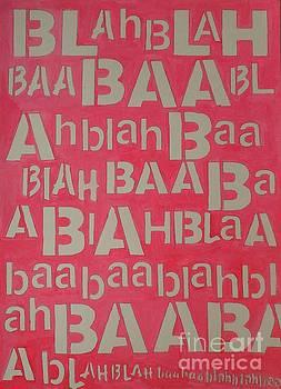Blah Blah Baa by Ricky Sencion