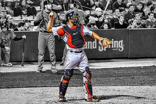 Blake Swihart  by SoxyGal Photography