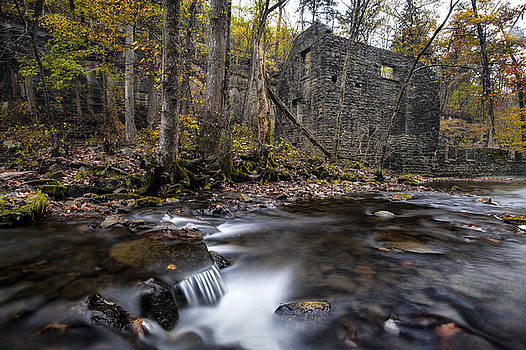 Blanchard Mill by Joe Sparks