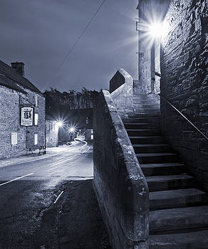 David Taylor - Blanchland dusk