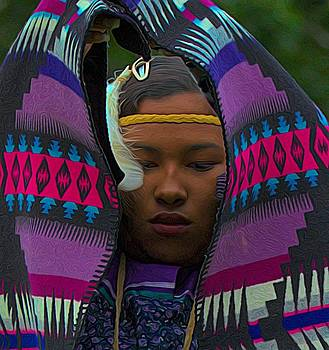Blanket Dance by Linda C Johnson