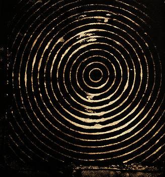 Bleached Circles by Cynthia Powell
