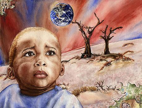 Bleak Future by Adesina Artist