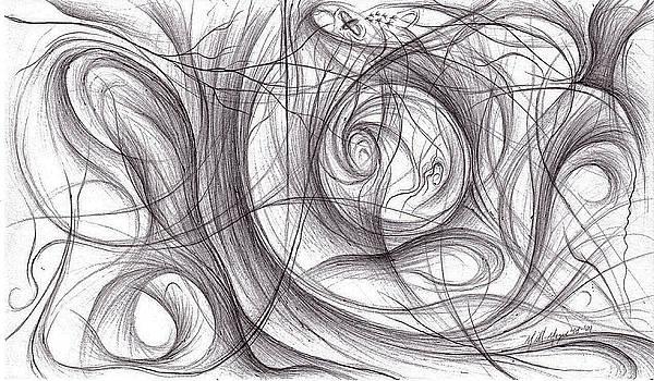 Bleak Migration by Michael Morgan