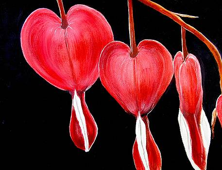Bleeding Hearts by Carol Blackhurst