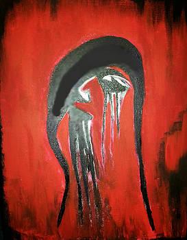 Bleeding  by Tiffany Rios