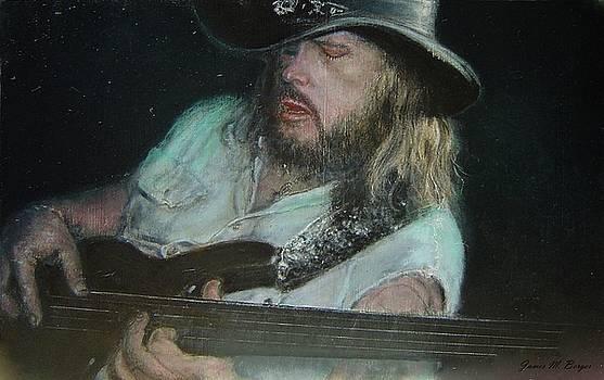 Blues Traveler by James Berger