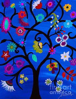 PRISTINE CARTERA TURKUS - BLESSED TREE OF LIFE