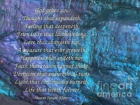 Blessing by Agnieszka Ledwon