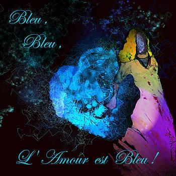 Miki De Goodaboom - Bleu Bleu L Amour est Bleu