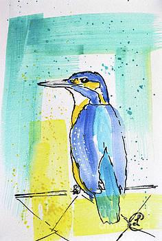 Bleu by Lynda Cookson