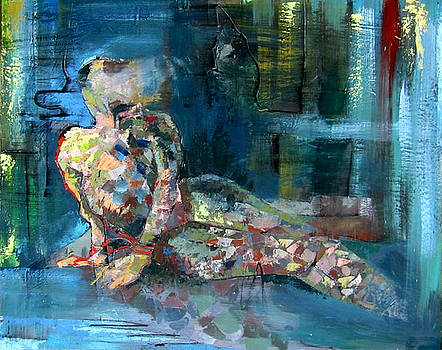 Blind Death by Machukov Dejan