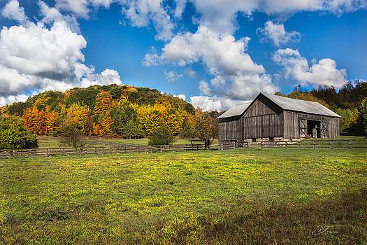 Bliss - Full Barn Bliss Michigan by J Thomas