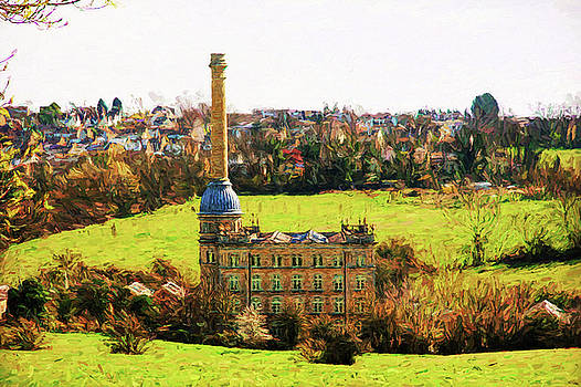 Bliss Mill by Ron Harpham