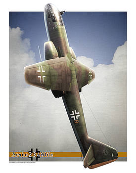 Blitz on the clouds by Gino Marcomini