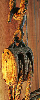 Block and Tackle by Jim Bunstock