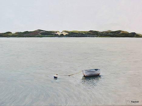 Block Island Dinghy by Glen Hacker