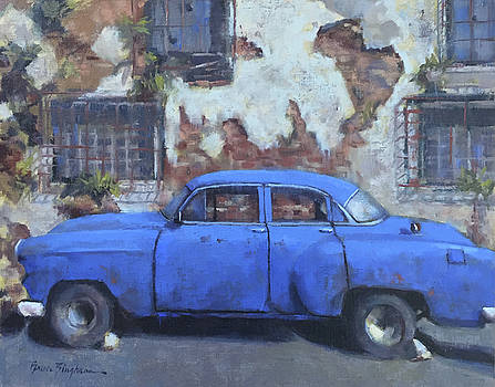 Blocked in Cuba by Bruce Bingham