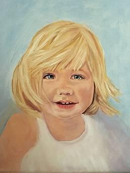 Blondie by Sharon Schultz