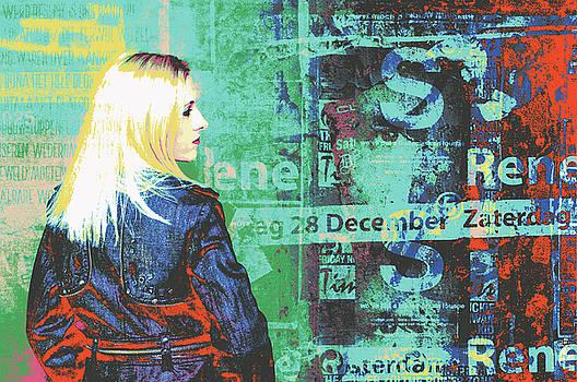 Amsterdam Blonde Profile by Shay Culligan