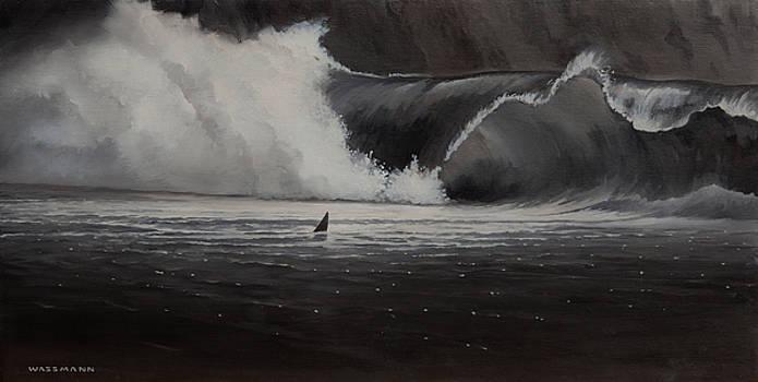 Cliff Wassmann - Blood in the Water