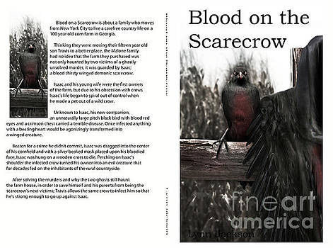 Blood on the Scarecrow by Lynn Jackson