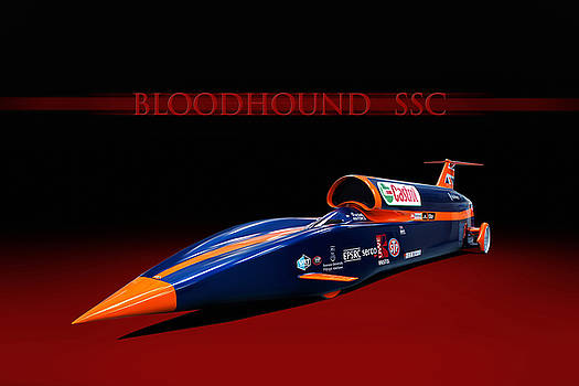 Bloodhound SSC by Peter Chilelli