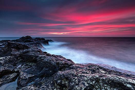 Bloody Dawn by Evgeni Dinev